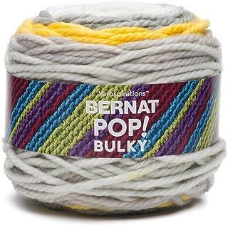super bulky self striping yarn