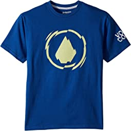 Volcom Kids - Shatter Short Sleeve Tee (Big Kids)
