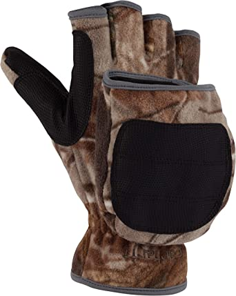 Carhartt Mens Ts Flip Cold Weather Gloves