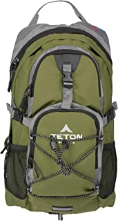TETON Sports Oasis 1100 Hydration Pack; Free 2-Liter Hydration Bladder; For Backpacking,..