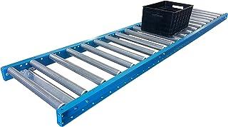 "Gravity Conveyor Frame & Rollers | 24"" x 5` Gravity Conveyor | 1.9"" Rollers – Ultimation"