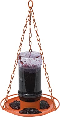 Perky-Pet 253 Oriole Jelly Wild Bird Feeder , Red