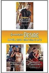 Harlequin Desire April 2021 - Box Set 2 of 2 Kindle Edition