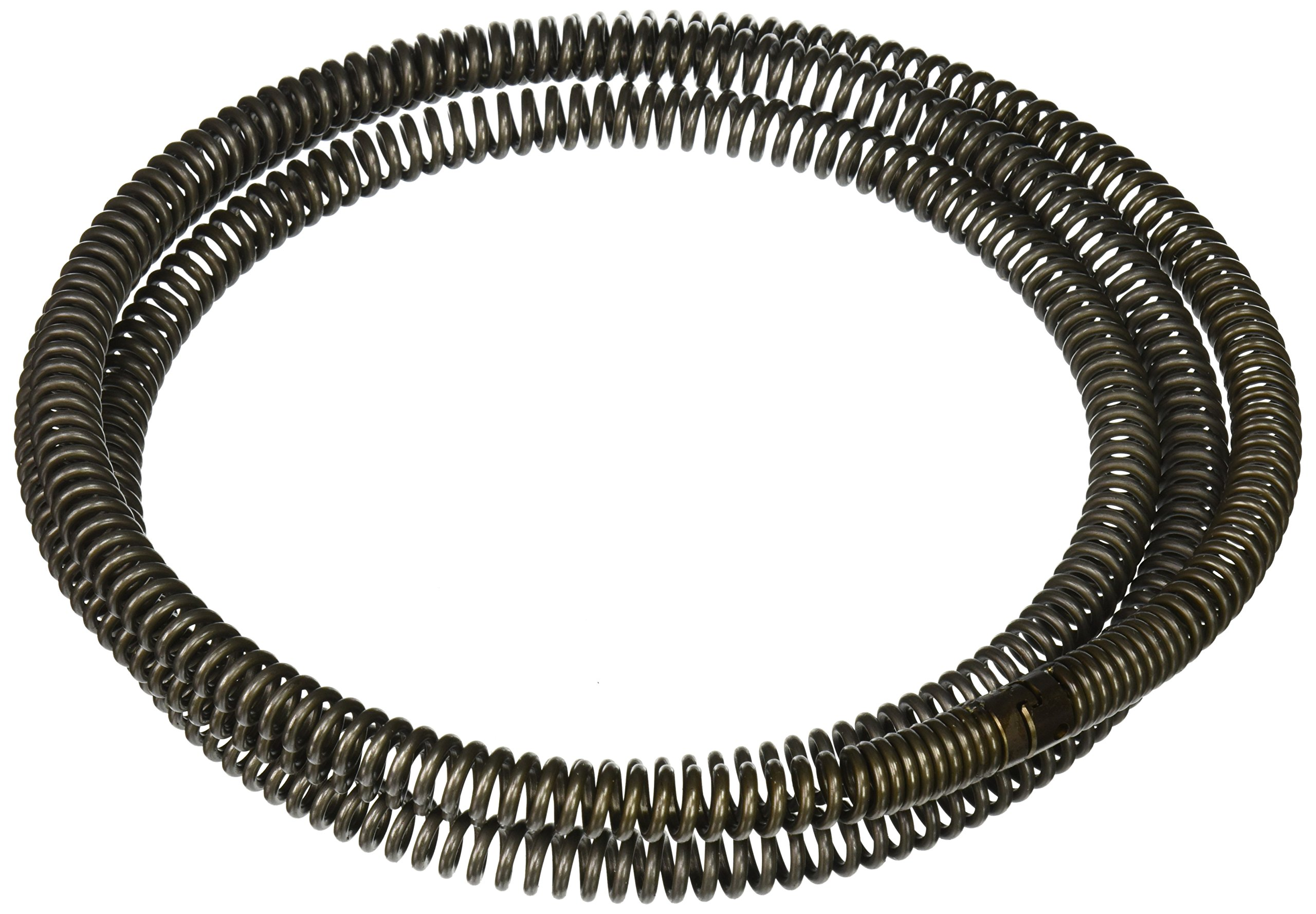 Ridgid 62270 C-8 Sink Sectional Cables, Drain Cleaning Cables for Sectional Machines such as K-60SP and K-50, 5/8-Inch Sectional Drain Cleaner Cable, Black