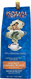 Kauai Coffee Coconut Caramel Crunch