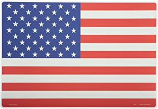 Painless Learning American Flag Placemat