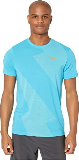 Light Blue Fury/Total Orange