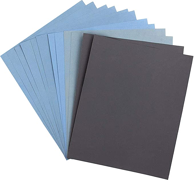 3444 opinioni per Hbitsae Carta abrasiva 1000/1500/2000/3000/4000/5000 Carta abrasiva umida a