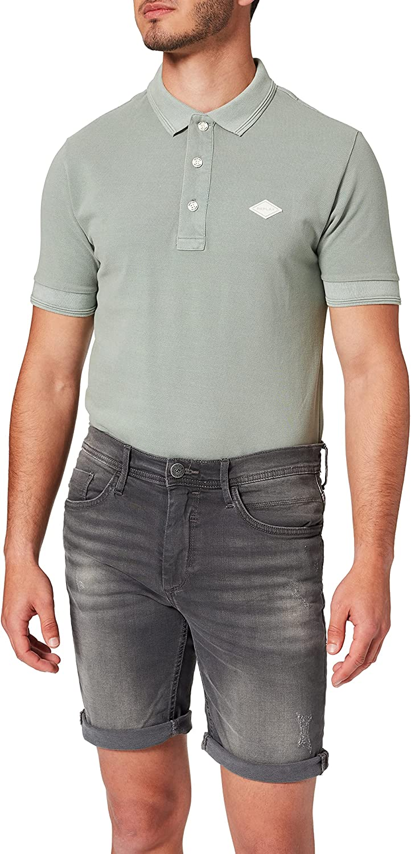 Blend Pantalones Cortos de Jean para Hombre