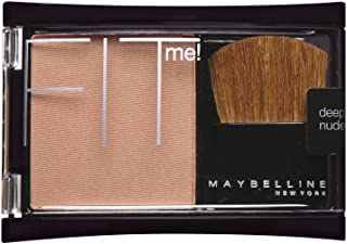 Maybelline New York Fit Me! Blush, Deep Nude, 0.16 Ounce