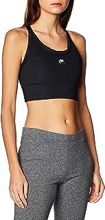 Nike Air Swoosh Sports Bra - Black/(White)