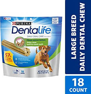 Purina DentaLife Adult Large Dog Treats