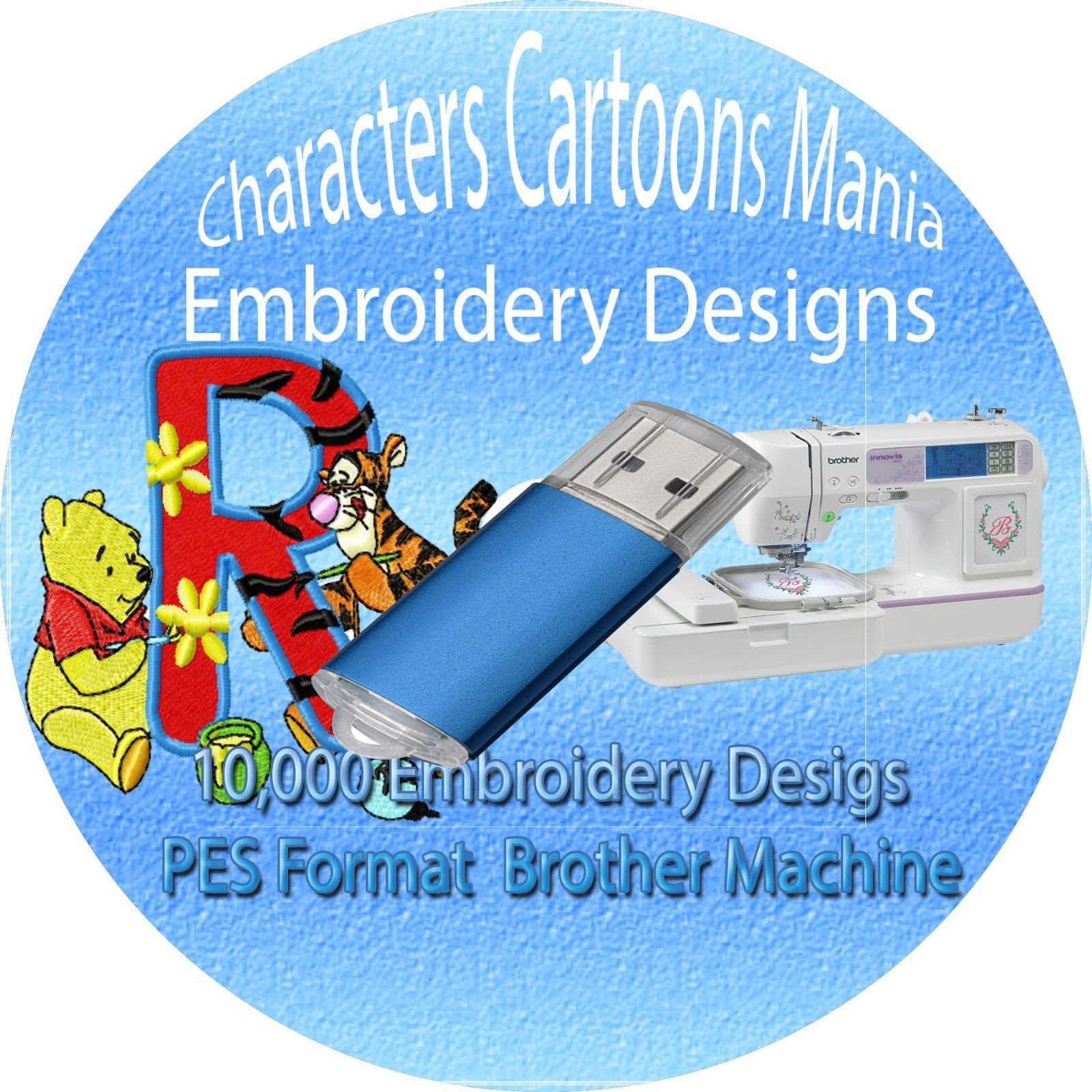 Free Embroidery Pes Files – Free Embroidery Patterns