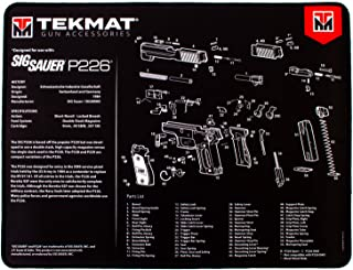 TekMat Ultra Cleaning Mat for use with Sig P226