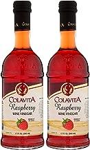 Colavita Raspberry Red Wine Vinegar, Special 34 Ounce