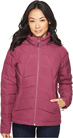 Syrround Hoodie Down Jacket