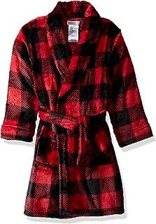 Best boys plaid robes Reviews