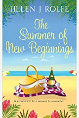 The Summer of New Beginnings: A heartwarming novel of love, friendship and sibling rivalry Kindle Edition