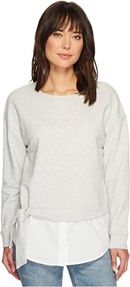 Sanctuary - Ally Mix Sweatshirt