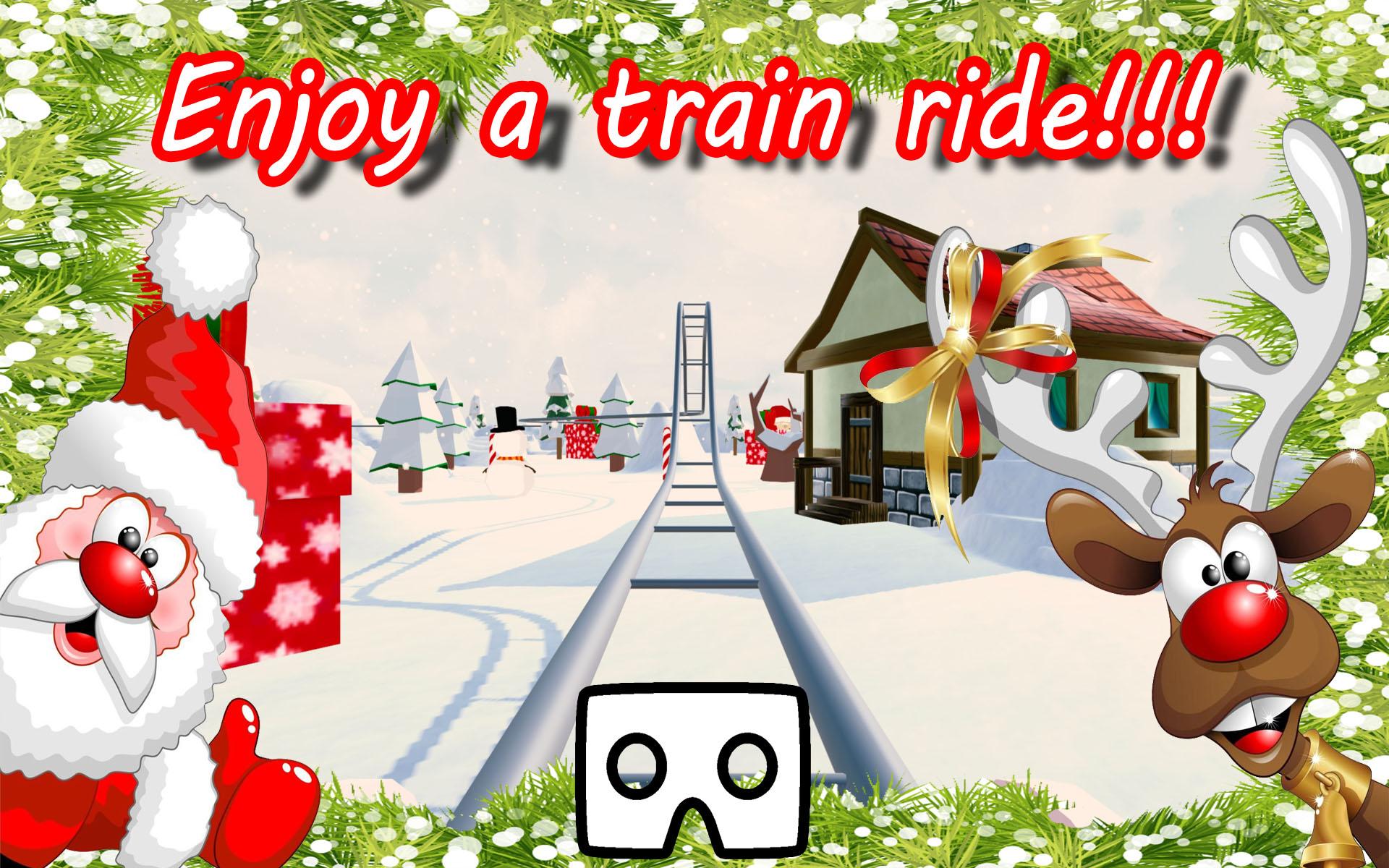 VR Christmas Journey Joy Ride