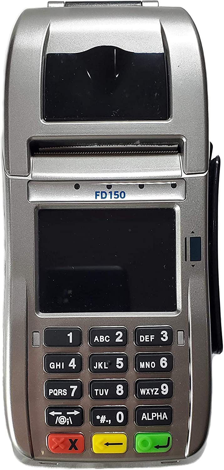 At the price FD150 EMV Secure Credit Card Terminal Wells 350 - Encr Philadelphia Mall WiFi with