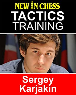 Tactics Training – Sergey Karjakin: How to improve your Chess with Sergey Karjakin and become a Chess Tactics Master