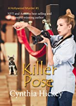 Killer Pose: Clean cozy mystery (A Hollywood Murder Book 1)