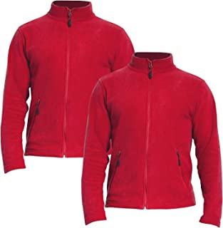 Gildan Hammer Pack 2 Unisex Mirco-Fleece Jacket