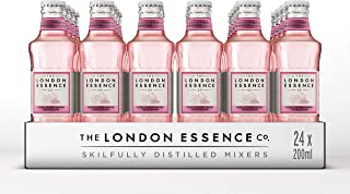 London Essence Company - Tonic Water - Perfect Mixer for your Premium Spirits - No Artificial Colours, Preservatives or Fl...
