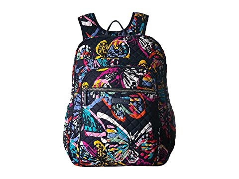 37c19e24b0c0 Vera Bradley Iconic XL Campus Backpack at Zappos.com