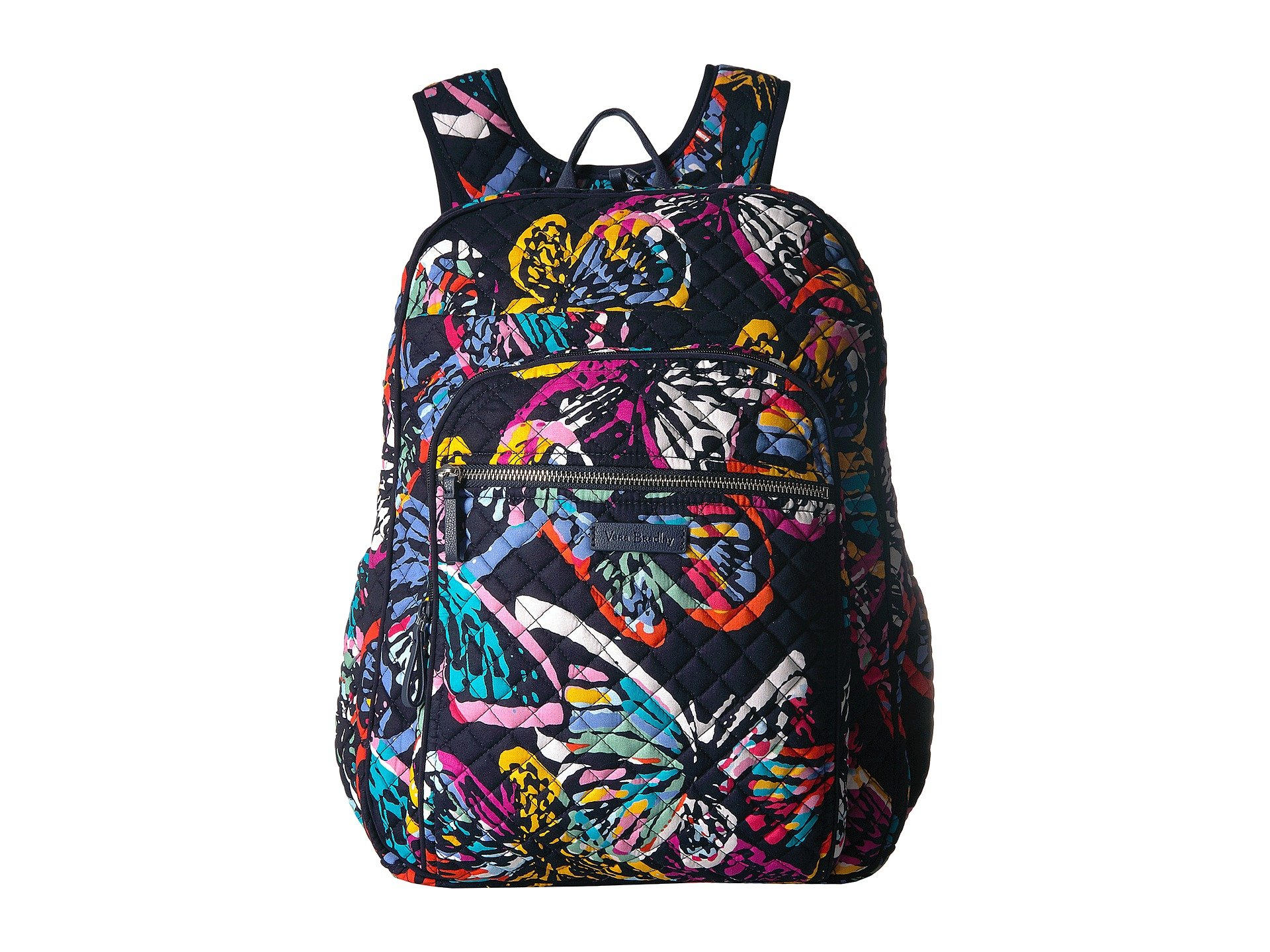 Backpack Xl Butterfly Flutter Vera Iconic Bradley Campus ZAIfwA76q