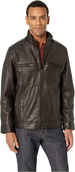 Hudson Peak Aviator Jacket