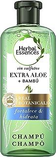 Champú Herbal Essences Bio: Renew sin Sulfatos con Aloe Intenso Y Bambú en Colaboración con el Royal Botanic Gardens de KEW