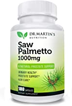 Super Strength Saw Palmetto, 180 Capsules Prostate Health Supplement ,Extract & Berry Powder Complex,Support to Help Maint...
