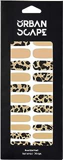 [URBANSCAPE] Premium Gel nail stickers (03_Real Leopard)
