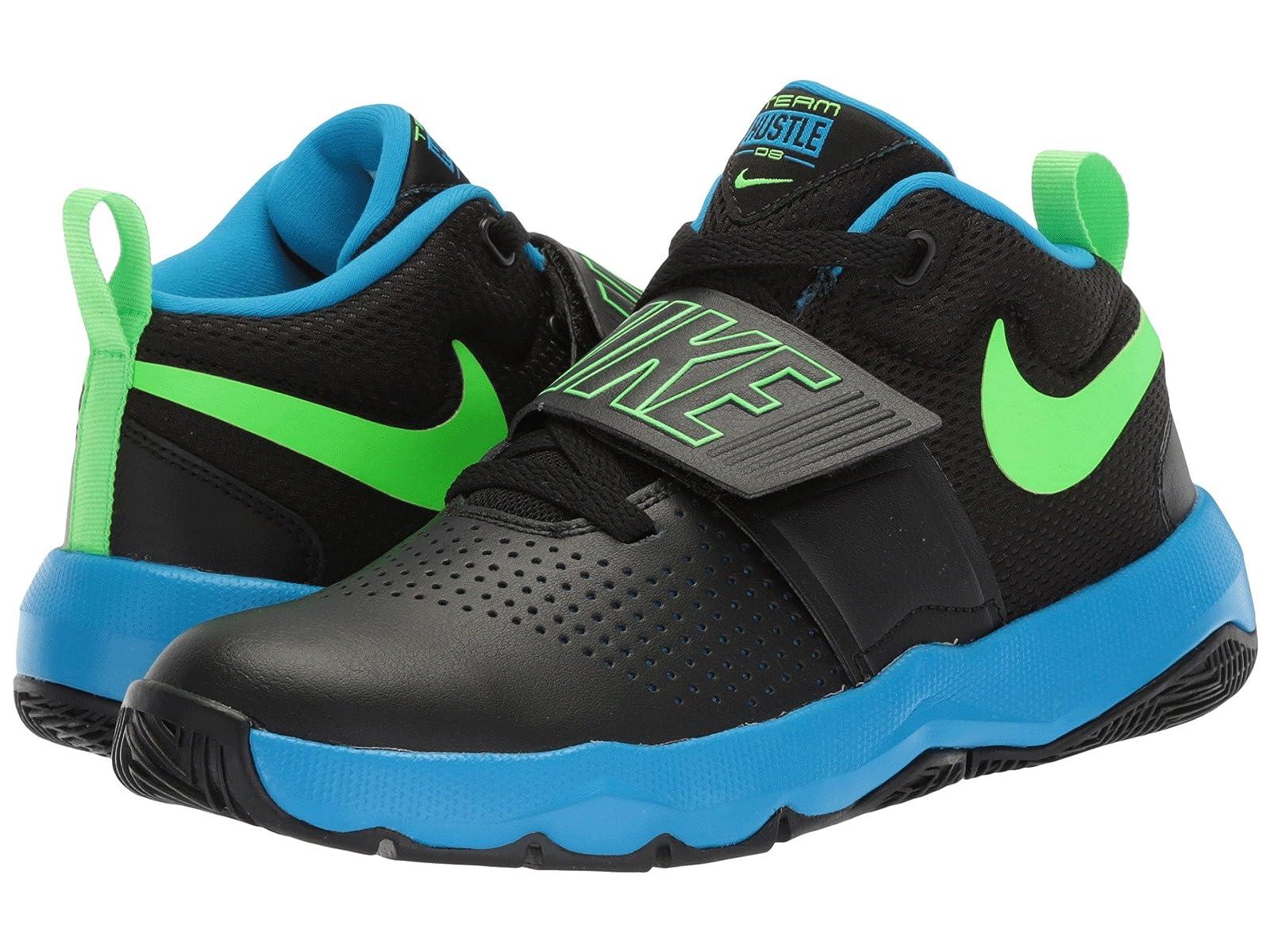 Nike (Big Kids Team Hustle D8 (Big Nike Kid) 2996ed