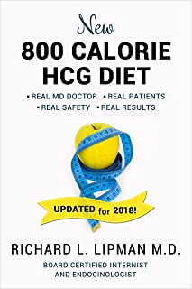 New 800 Calorie HCG Diet: Updated for 2018