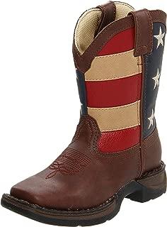 boys square toe cowboy boots