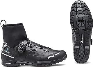 Northwave Zapatillas MTB X-Raptor Arctic GTX Gore Tex Negro - Talla: 45