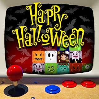 Halloween Magic! Puzzle game for kids and adults