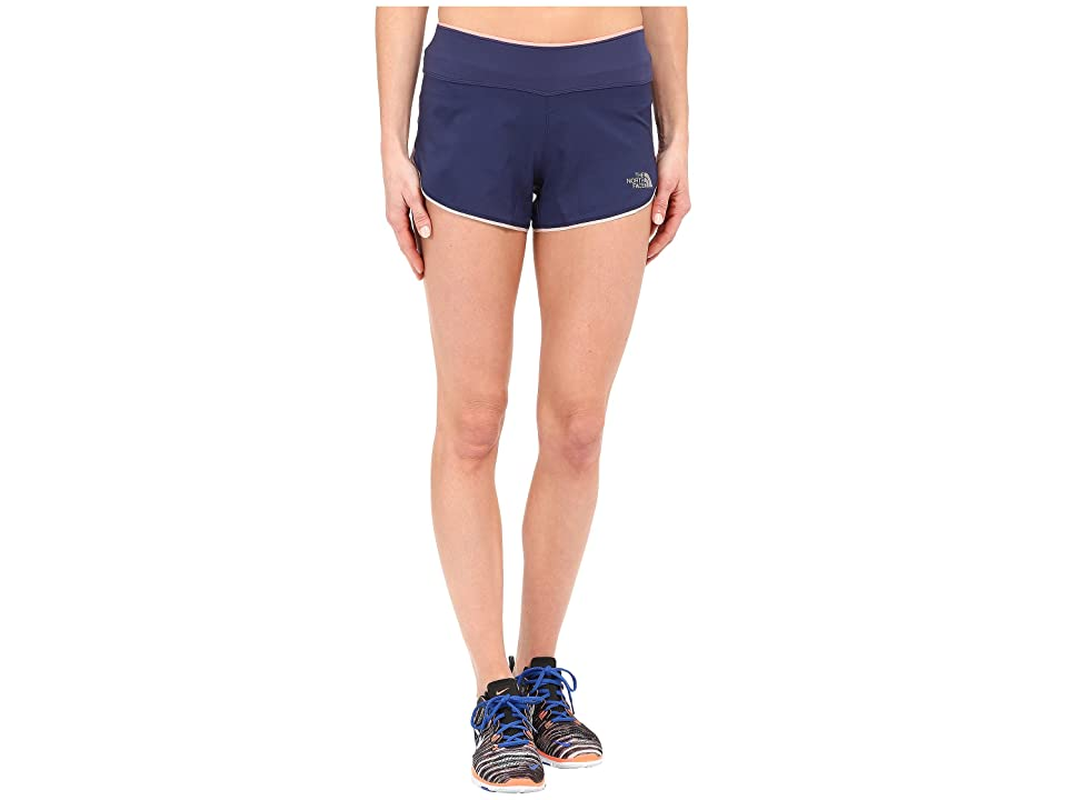 The North Face Better Than Nakedtm Split Shorts (Patriot Blue (Prior Season)) Women