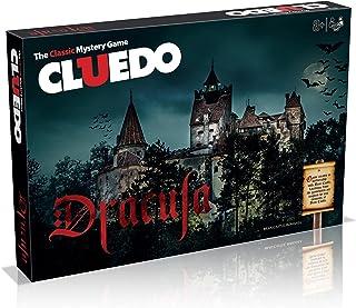 Dracula Cluedo Mystery Board Game