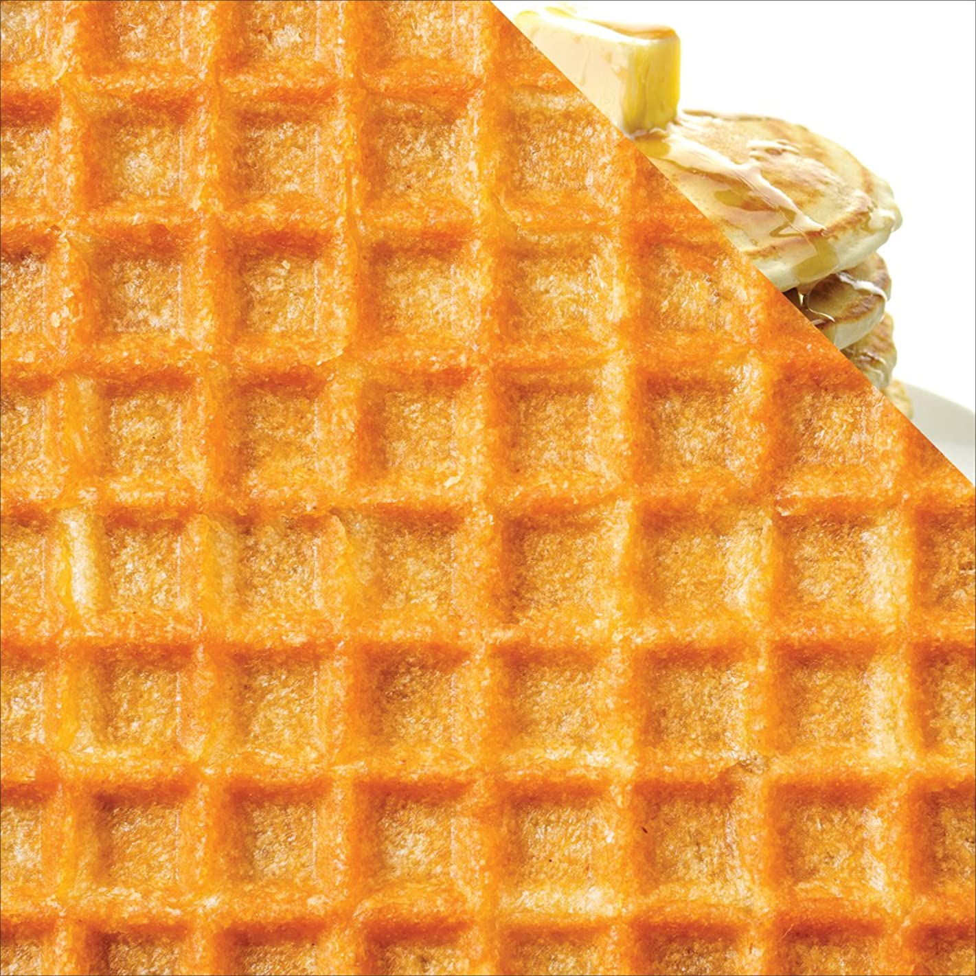 Reminisce TBC-003 25 Sheet Hot Off The Griddle Breakfast Club Double-Sided Cardstock, 12