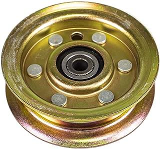 8TEN Flat Idler Pulley for John Deere CT CTH GT GTH Husqvarna AM103480 131494 532131494 532173438