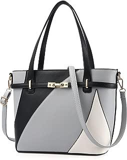 Top Handle Bags for Women Leather Tote Purses Handbags Satchel Crossbody Shoulder Bag form Nevenka