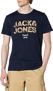 Jack & Jones Men's Lefo Placement T-Shirt
