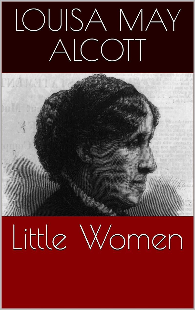 自分自身グレートオーク偶然のLittle Women (Illustrated) (English Edition)