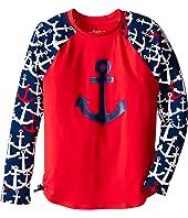 Hatley Kids - Anchors Rashguard (Toddler/Little Kids/Big Kids)