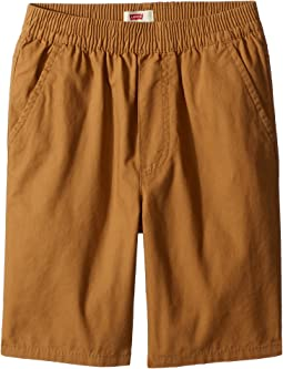 Levi's® Kids Pull-On Shorts (Big Kids)