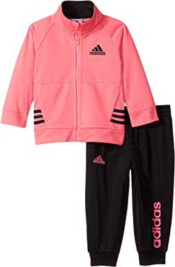 adidas Kids - Tricot Jacket Set (Infant)